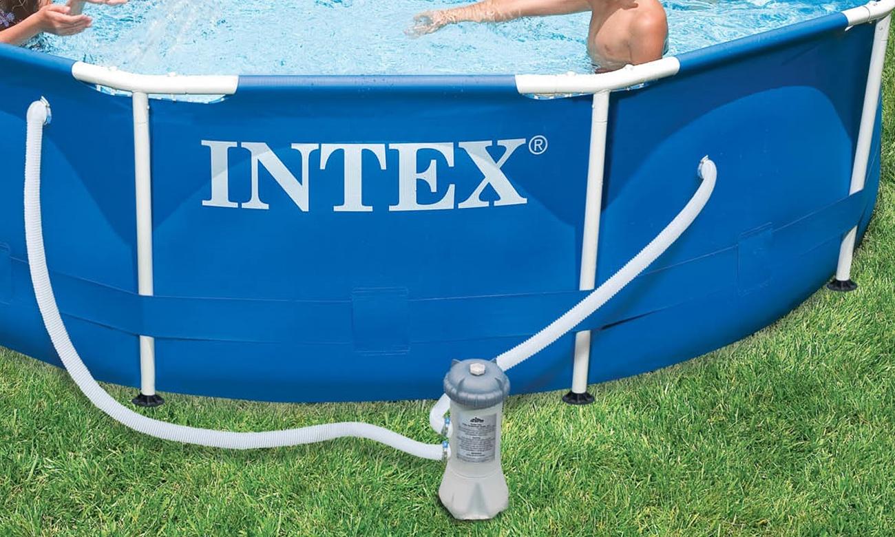 INTEX Pompa filtrująca kartuszowa