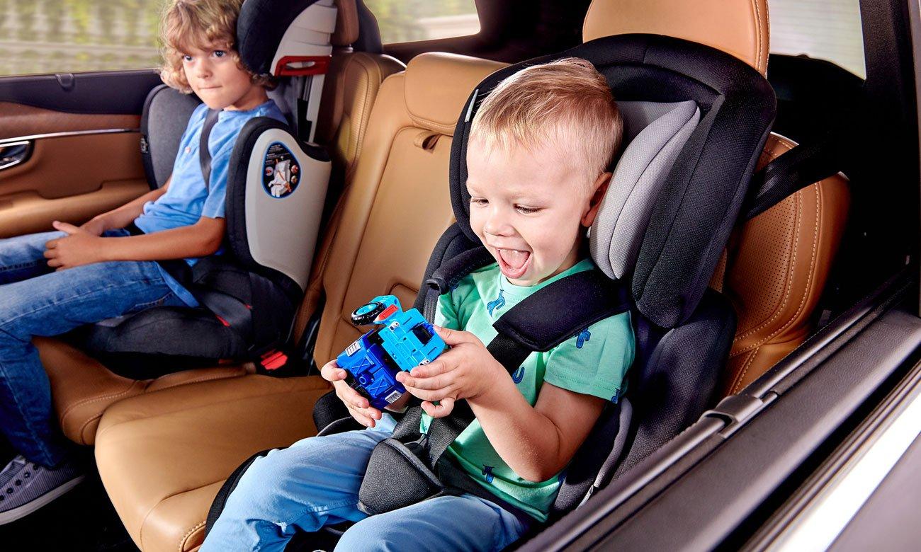 Fotelik samochodowy Kinderkraft Comfort Up