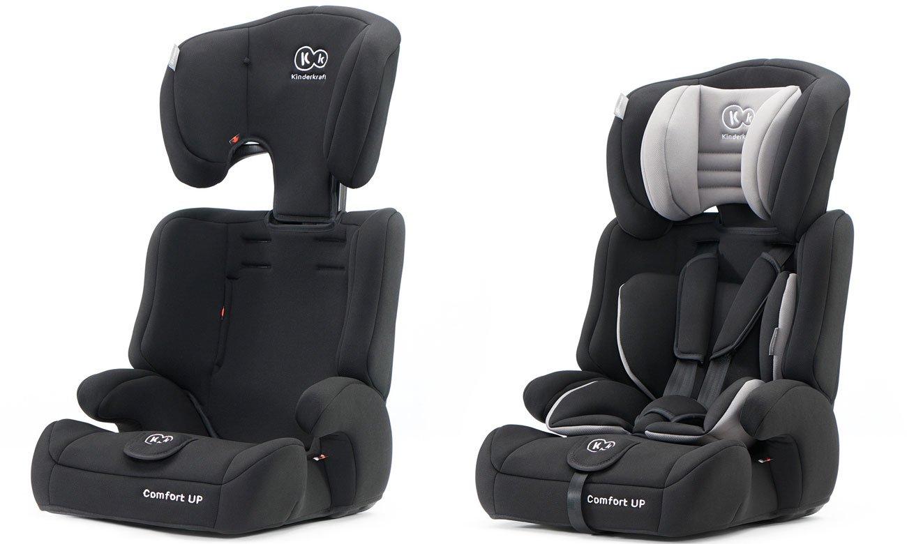 Kinderkraft Comfort Up Black