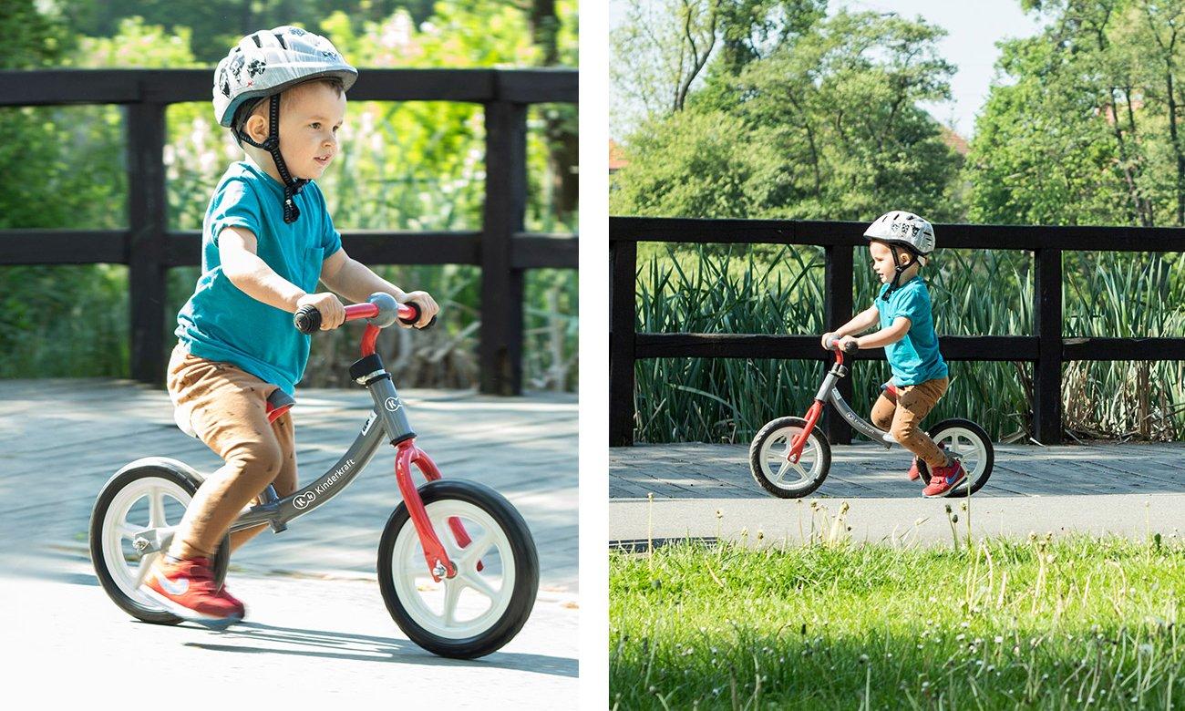 test rowerka dla 3 latka KinderKraft