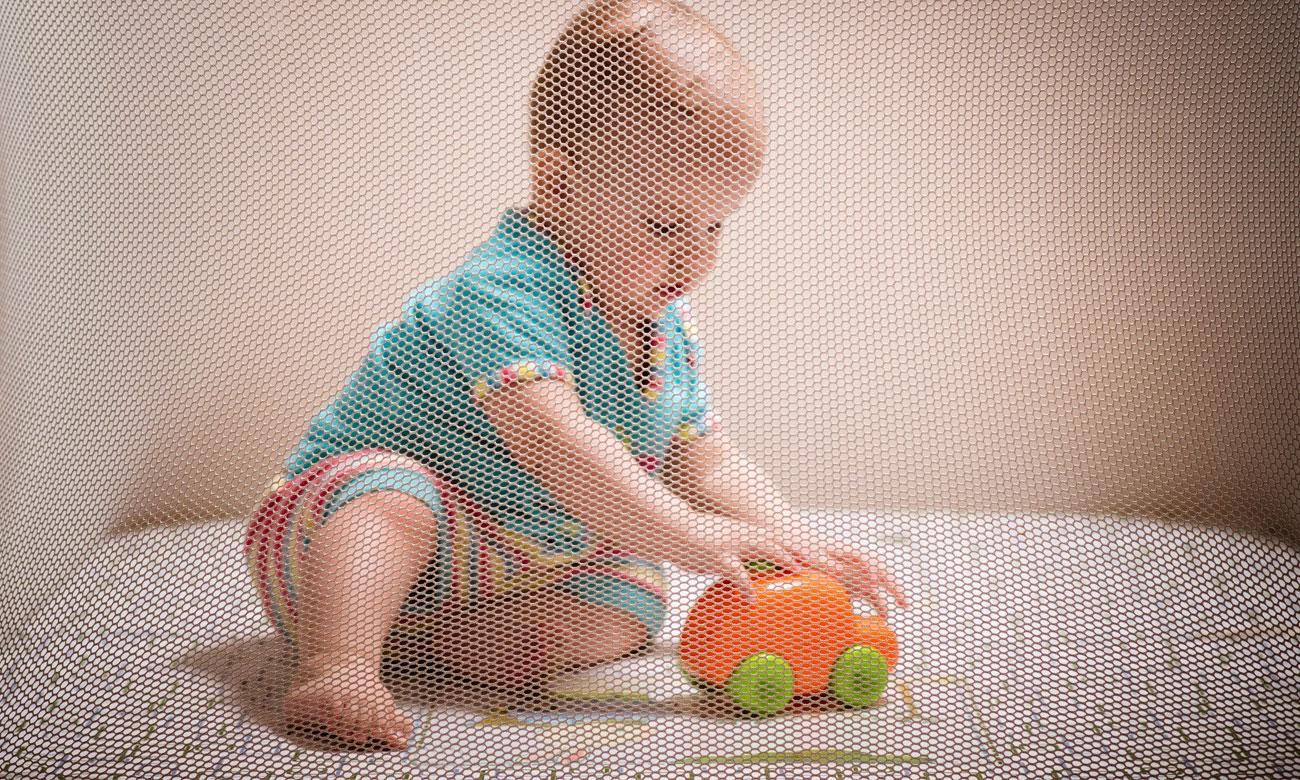 Łóżeczko przenośne KinderKraft Joy