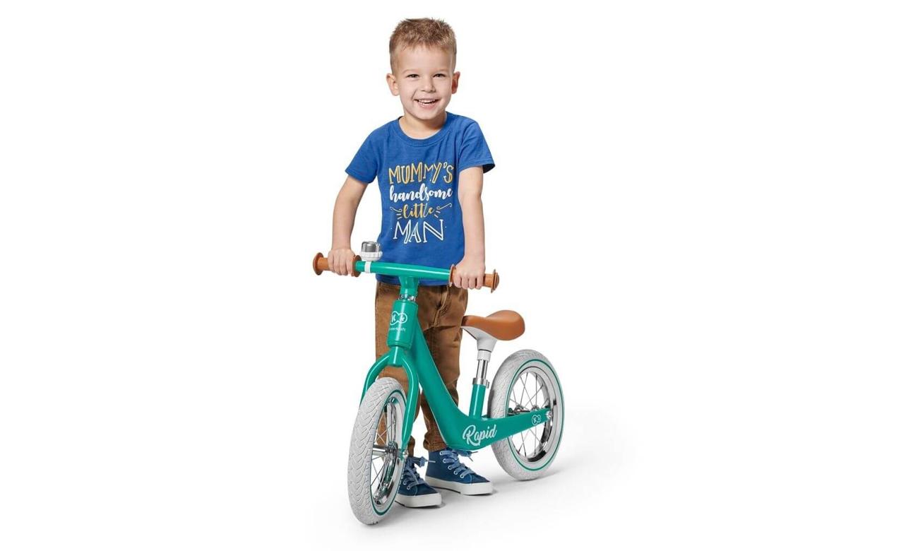 Rowerek 3+ bez pedałów Rapid