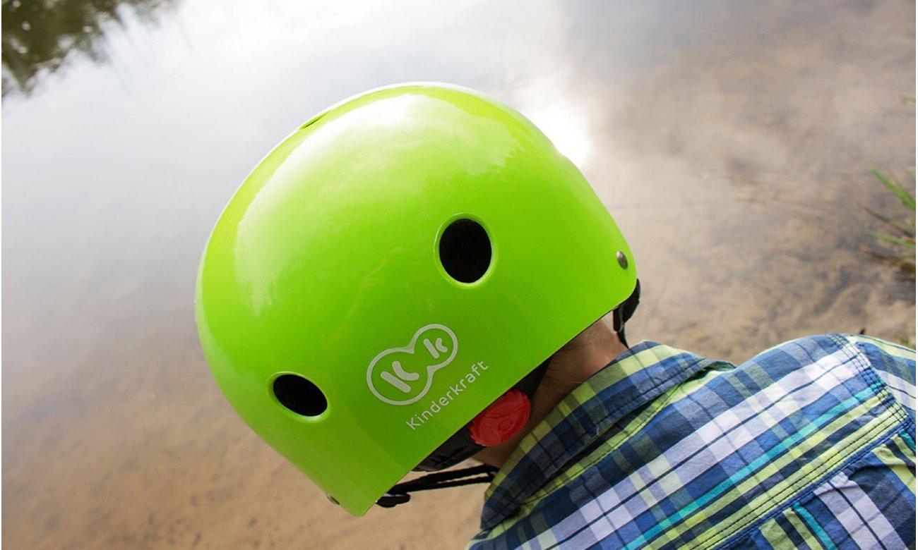 bezpieczny kask kinderkraft SAFETY