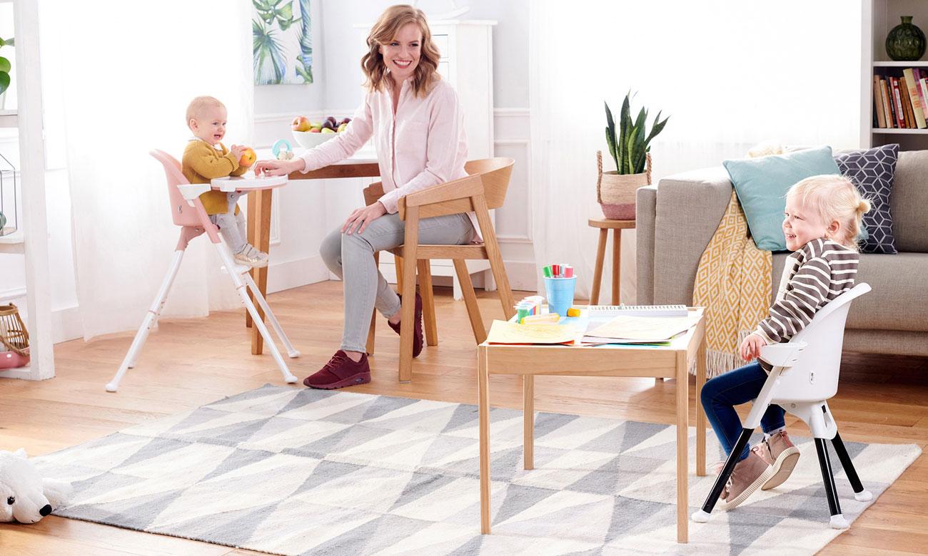 Krzesełko do karmienia Kinderkraft Pini