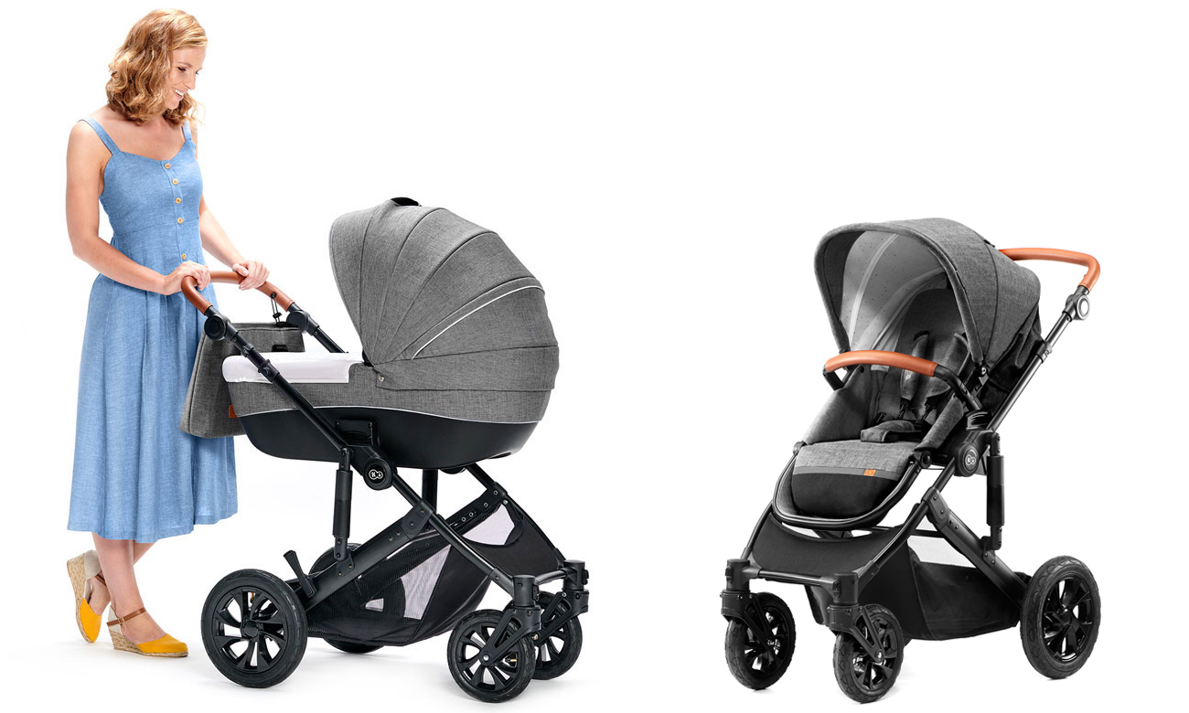 Wózek wielofunkcyjny KinderKraft Prime