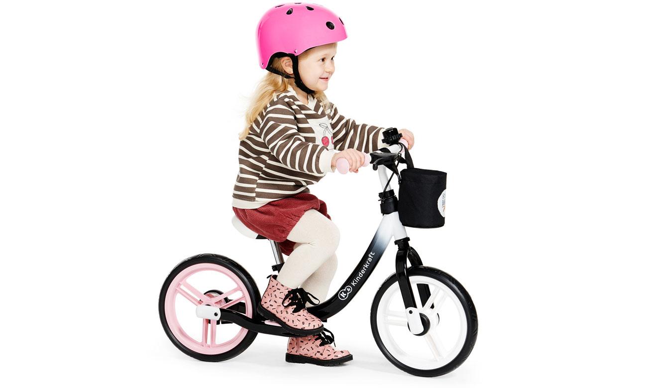 Rowerek biegowy KinderKraft Space