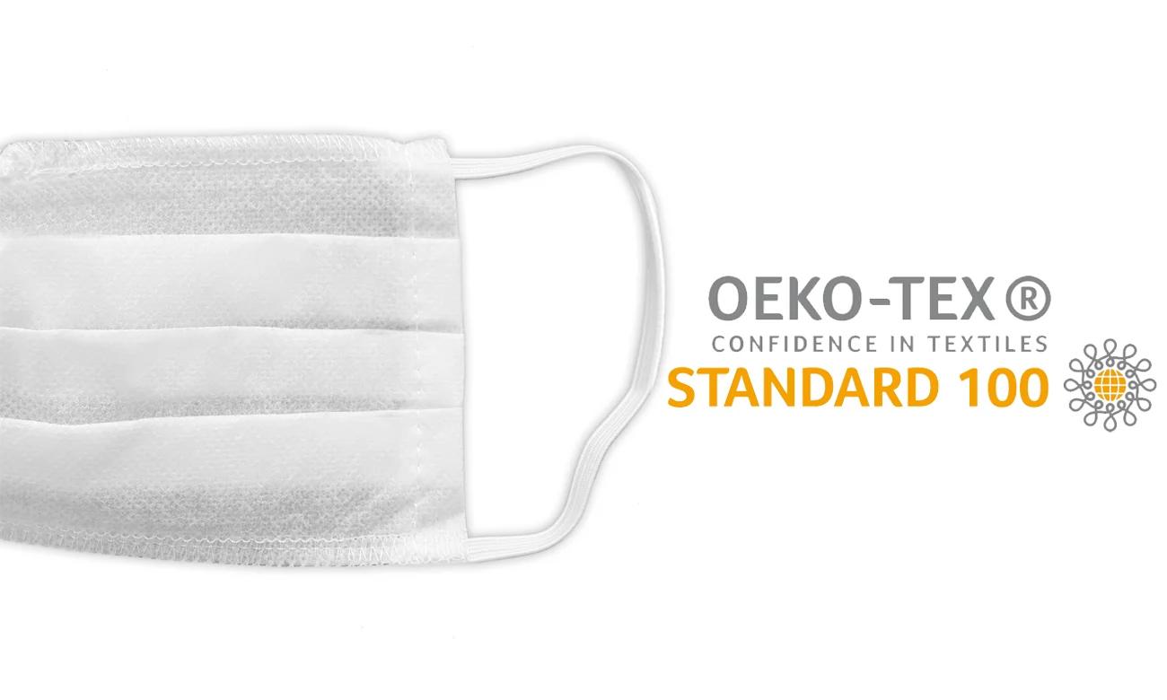 Maseczka Ochronna oeko-tex