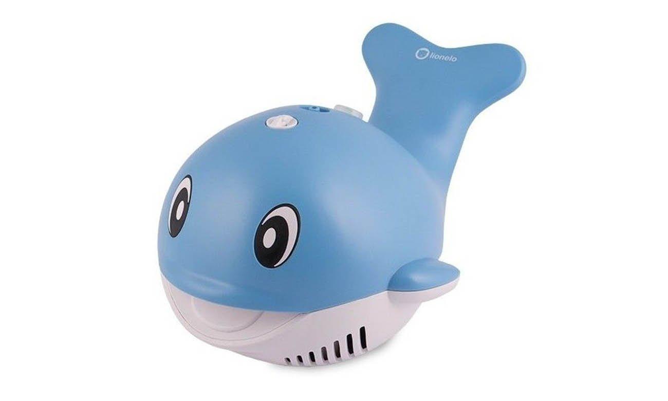 Nebulizator Lionelo Nebi niebieski wieloryb