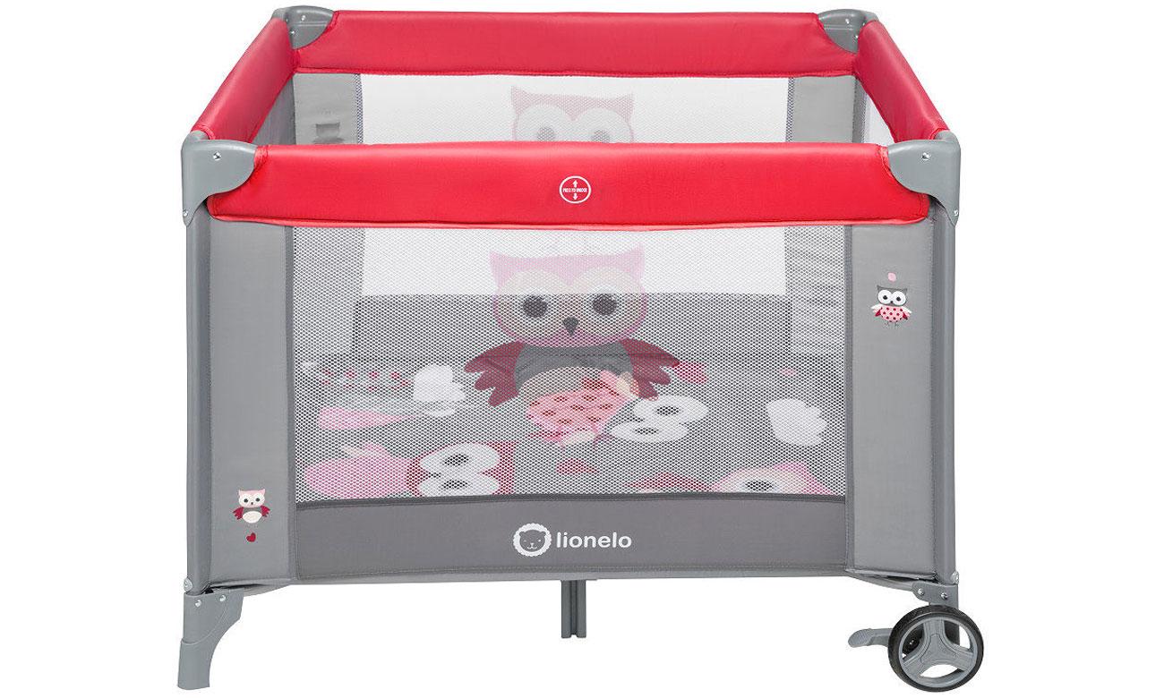 kojec lionelo Stella Pink Owls