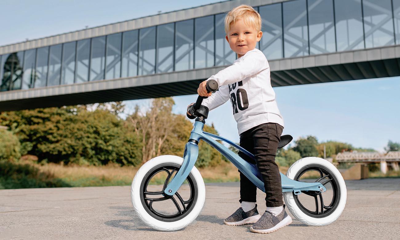 Rowerek biegowy Lionelo Bart z regulacją kierownicy i siodełka