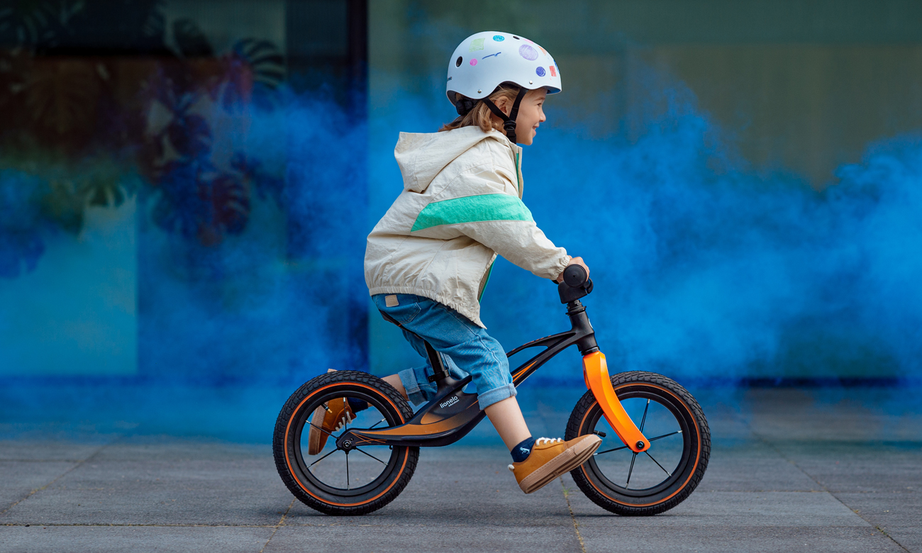 rowerek lionelo z regulacją kierownicy i siodełka