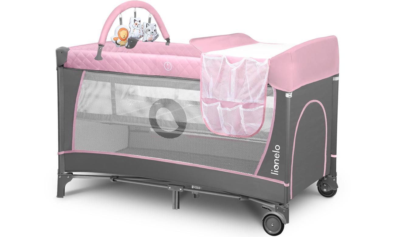 najlepsze łóżeczko turystyczne dla dziecka