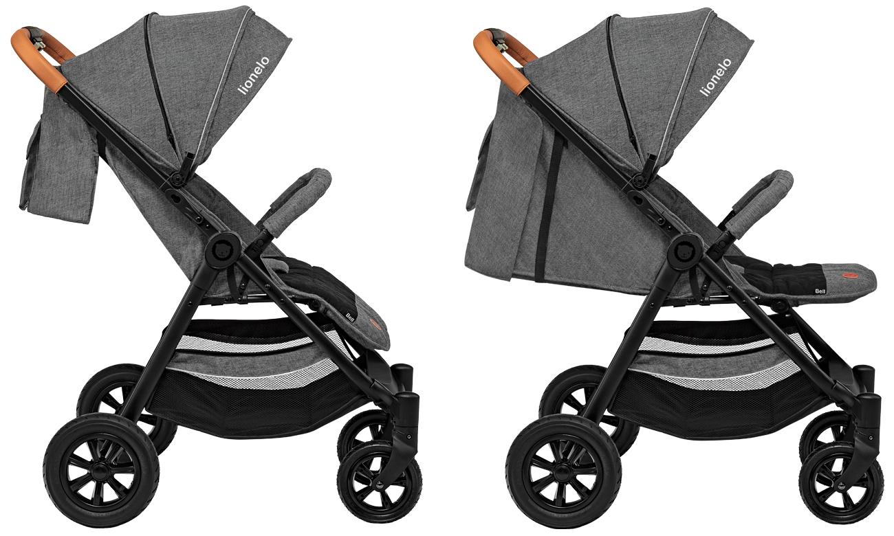 wózek lionelo bell