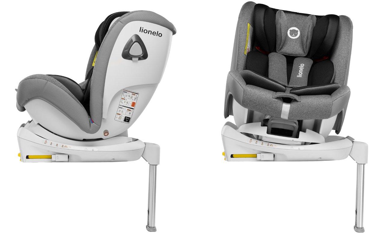 lionelo fotelik dla dziecka 0-36 kg