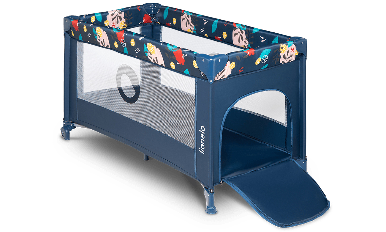 łóżeczko lionelo stefi