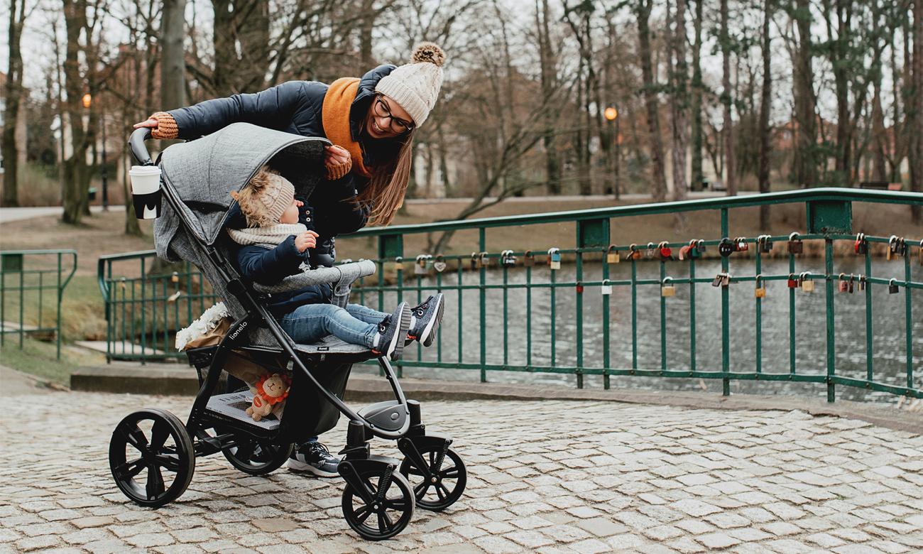 Wózek spacerowy Lionelo Annet