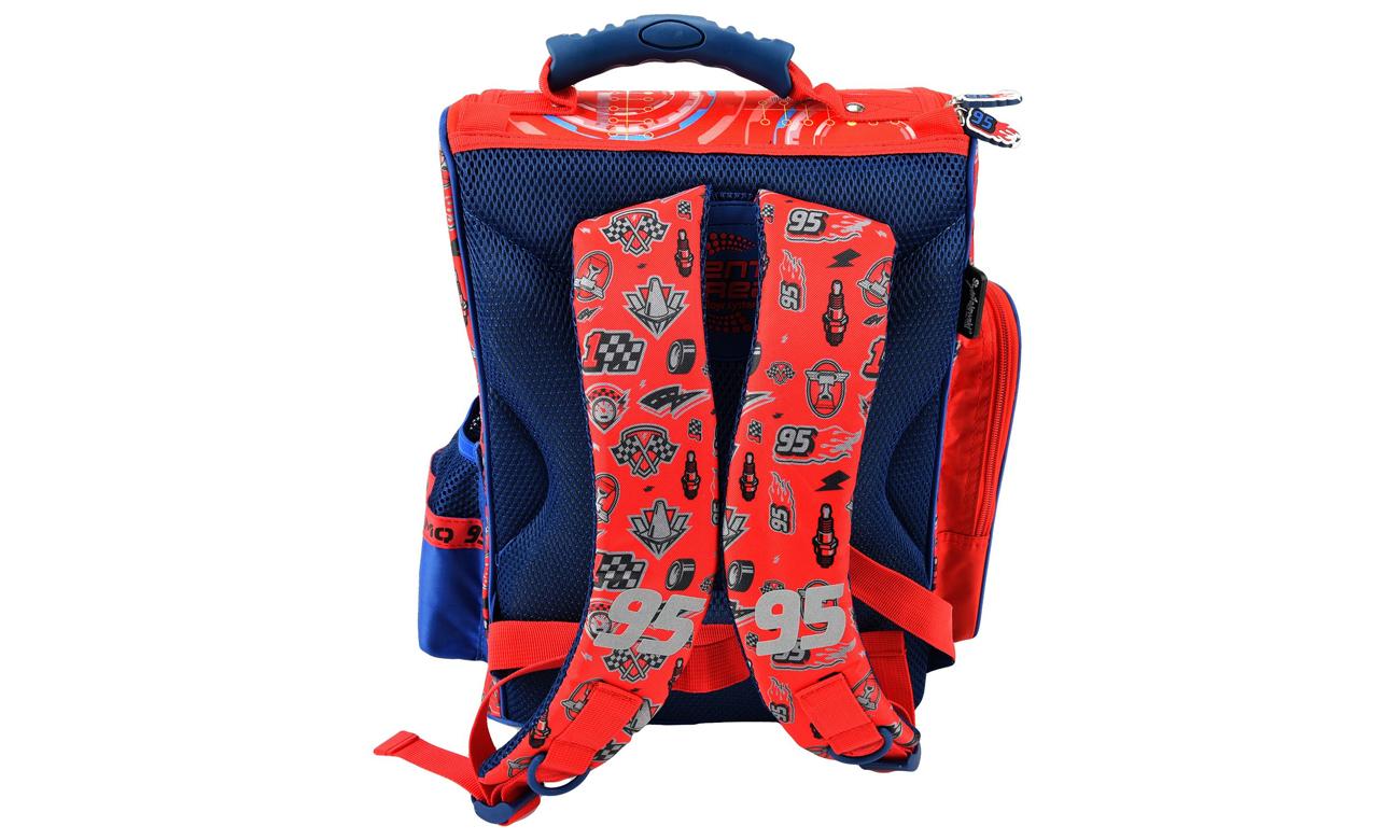 plecak dla dzieci majewski cars 3