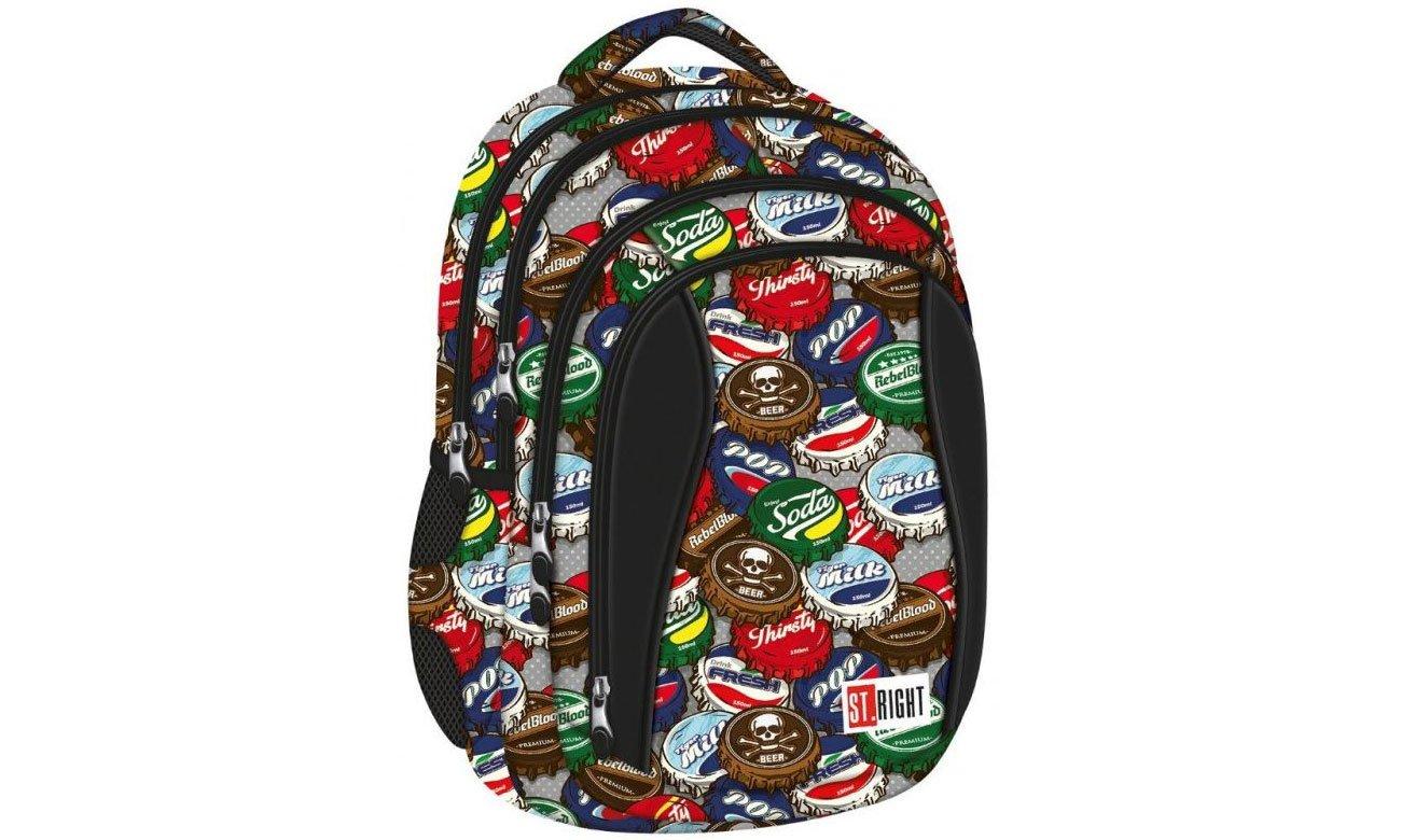 usztywniany plecak majewski BP-04