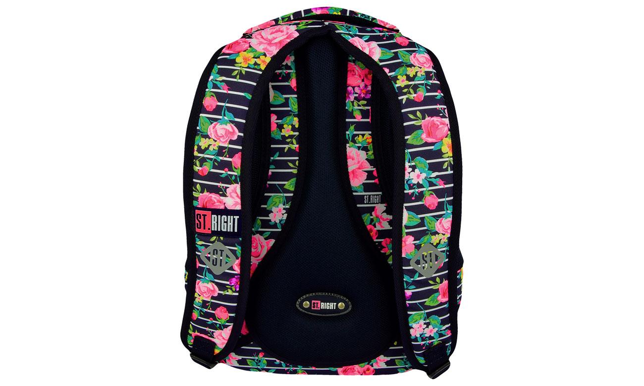 usztywniany plecak szkolny majewski BP-32