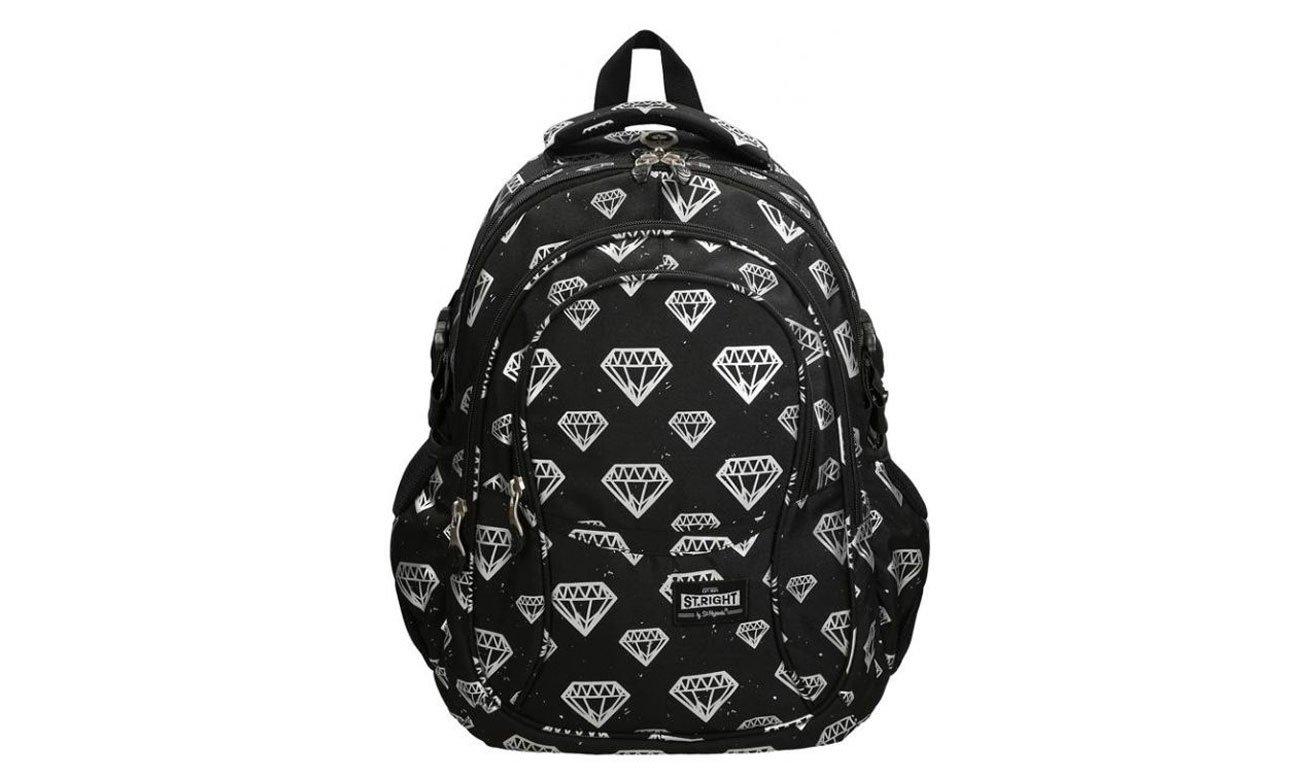Majewski Plecak szkolny Diamonds BP-01 5903235621505