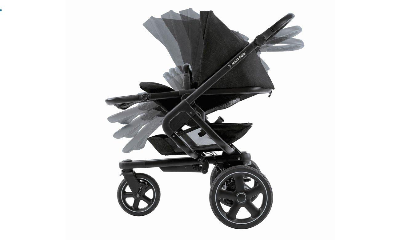 3 kołowy wózek spacerowy maxi cosi
