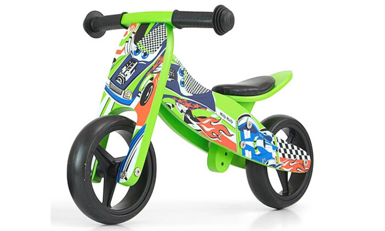 Jeździk rowerek 2w1 Milly Mally Jake Bob