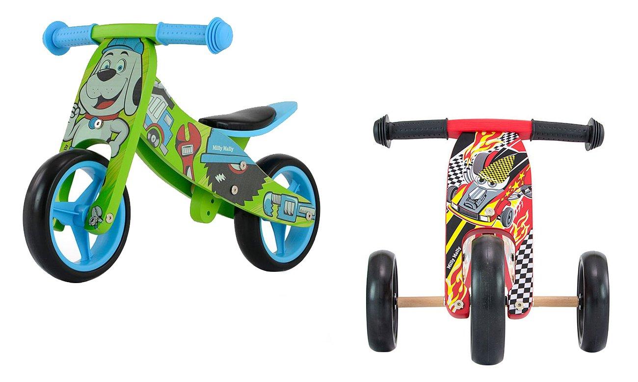 rowerek dwukołowiec jake cars