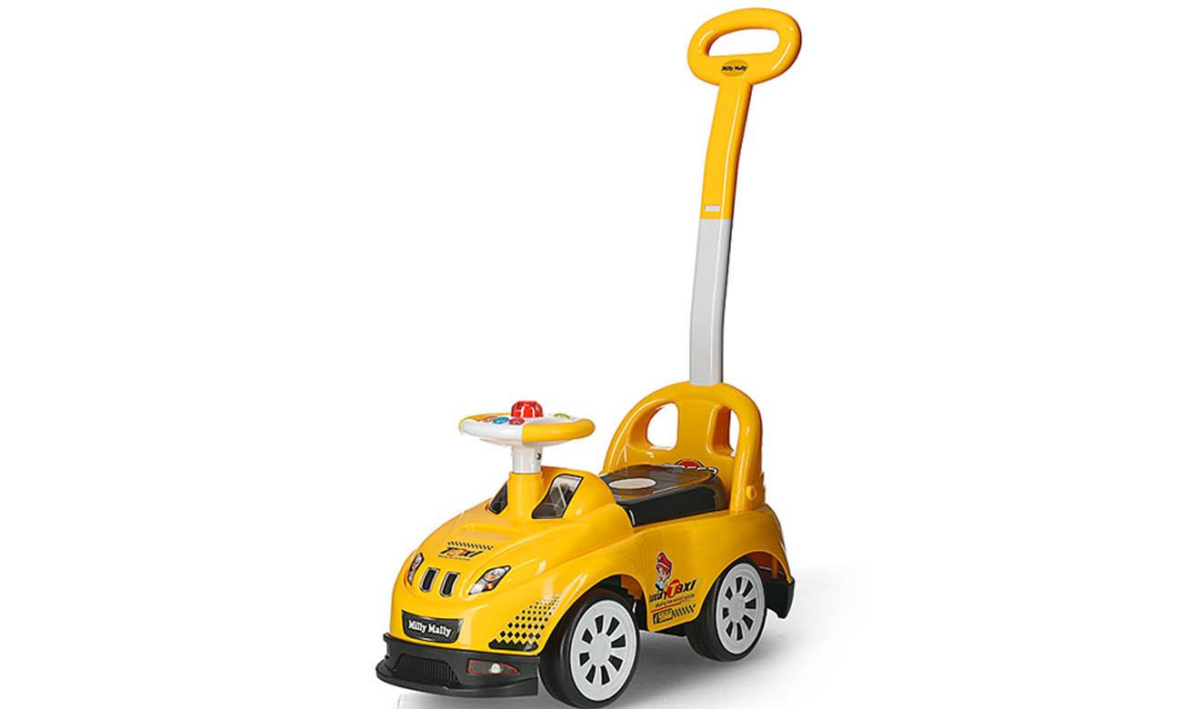 Jeździk Milly Mally Bravo Taxi