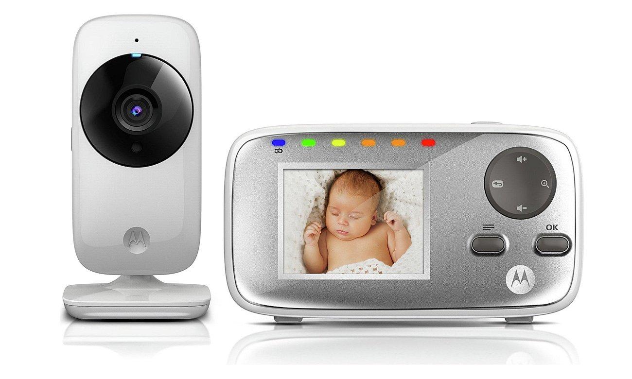 Motorola MBP482  - niania z kamerą
