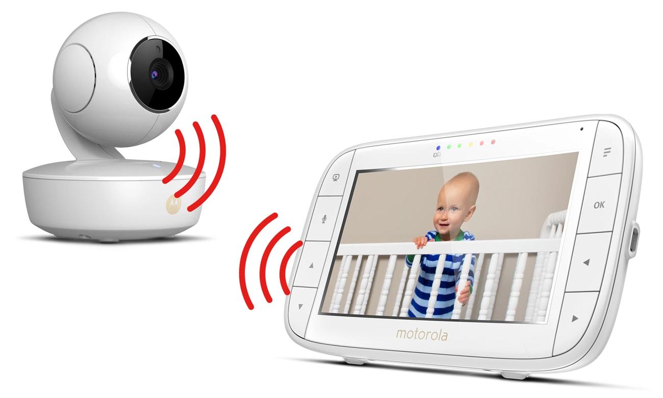 Motorola MBP50  - niania z kamerą