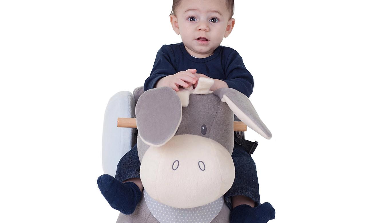 zabawa z nattou bujaczek dla niemowląt