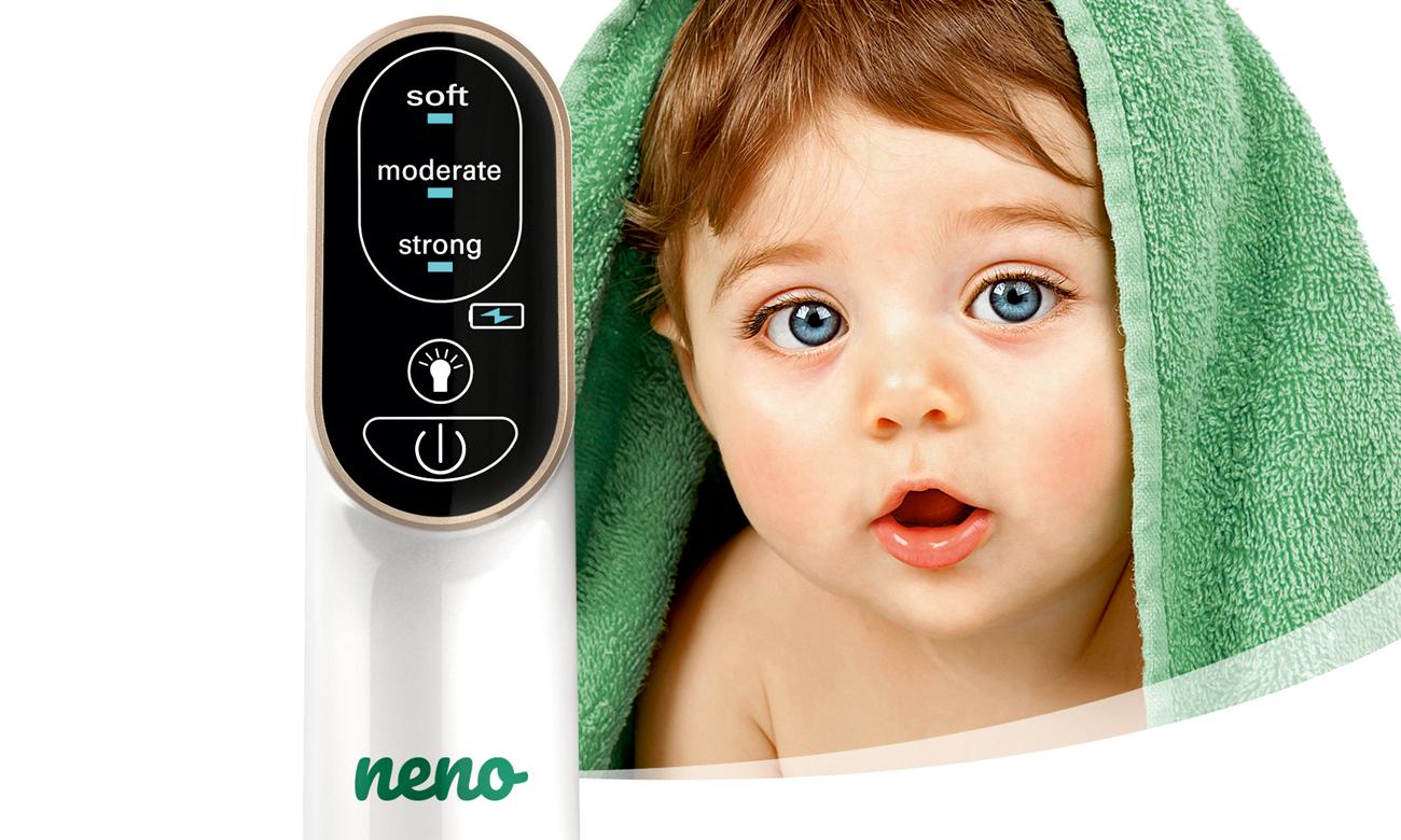 aspirator elektryczny do nosa dziecka