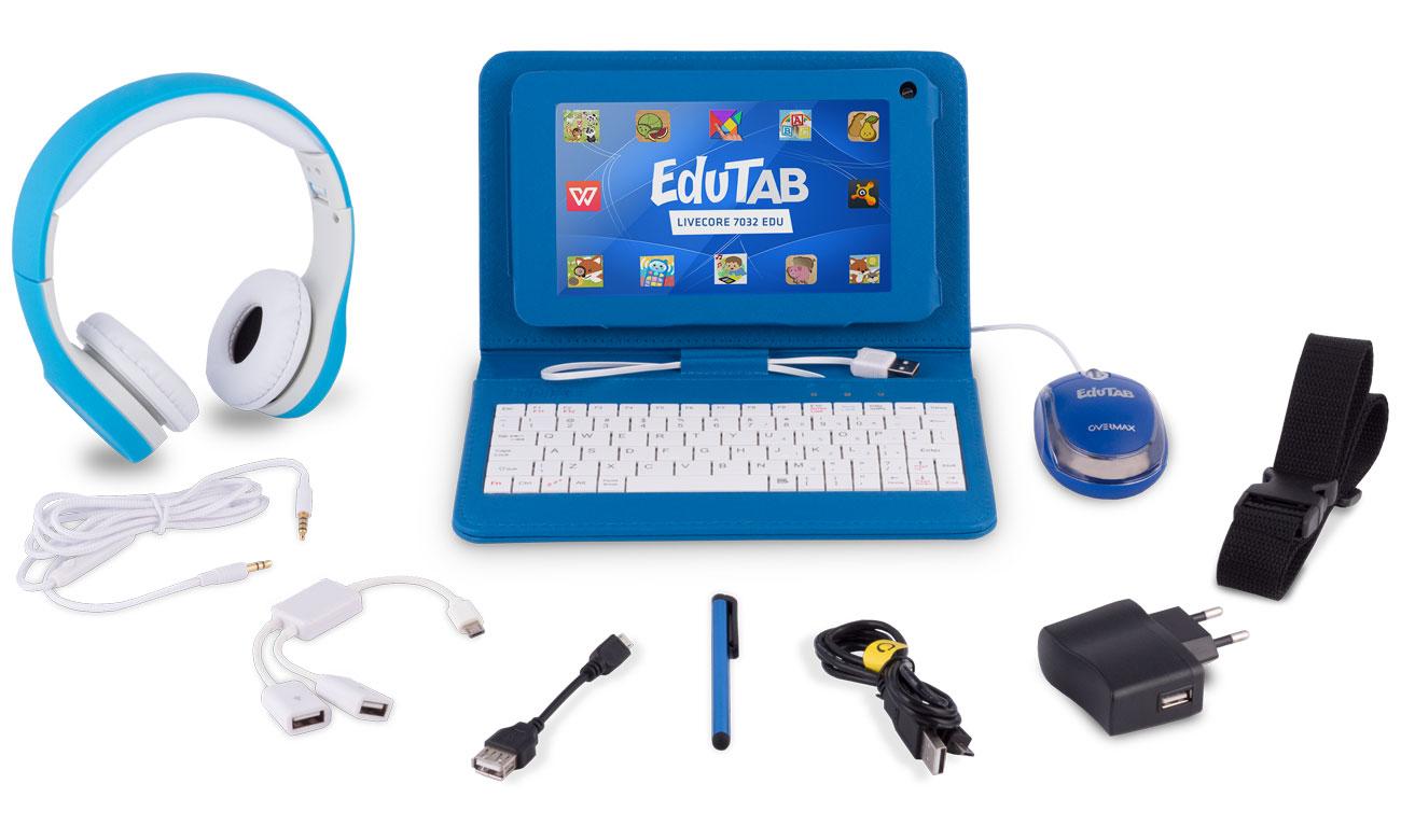 Tablet edukacyjny Overmax EduTab