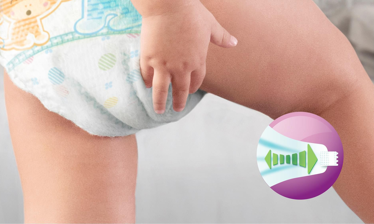 pampers Active Fit rozmiar 5 Junior
