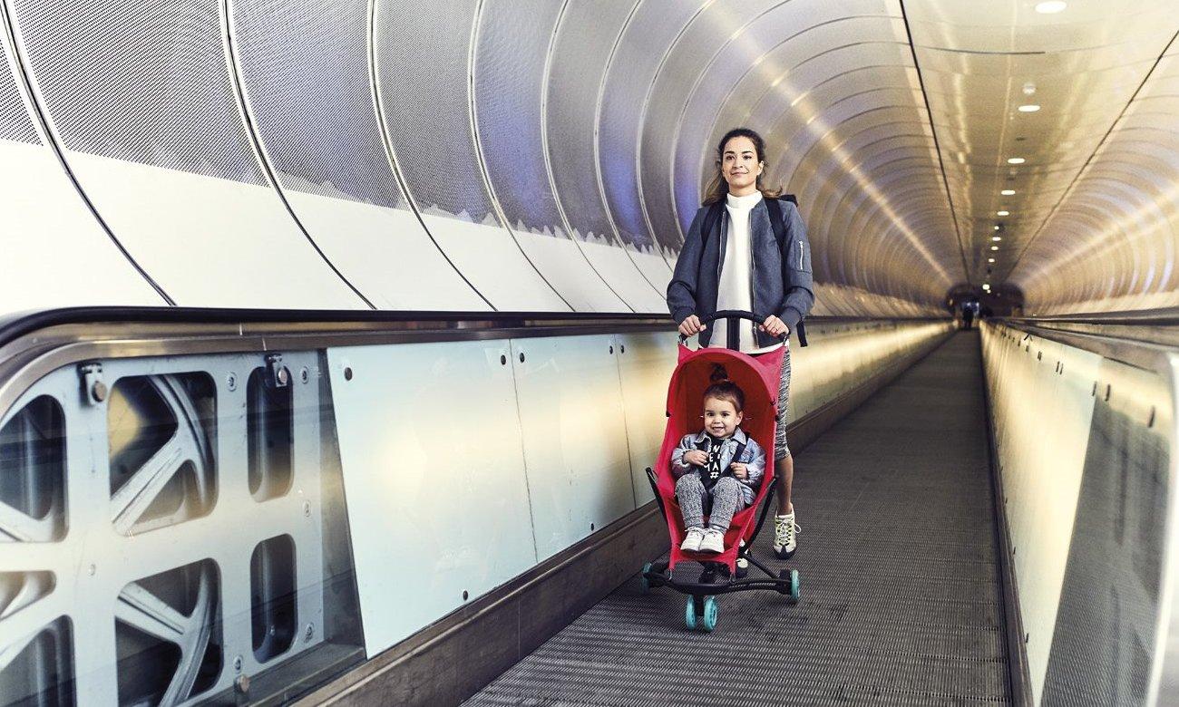 Quinny Yezz lekkie wózki spacerowe