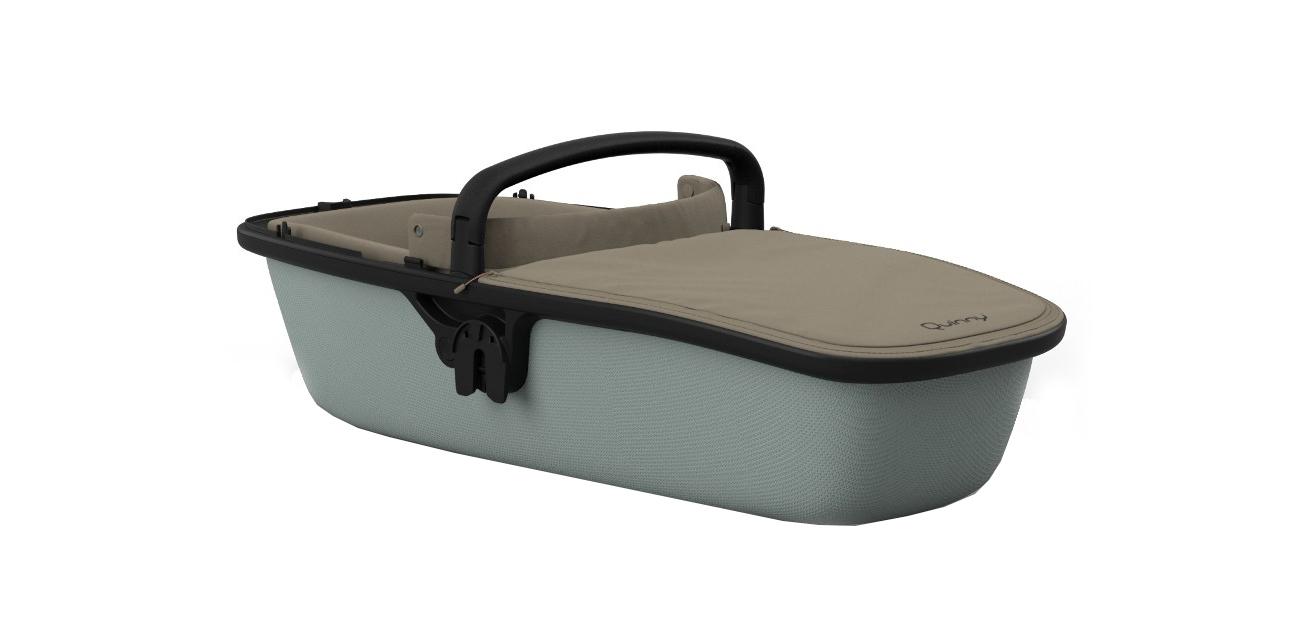 gondola Maxi-Cosi Lux Zap Sand on Grey