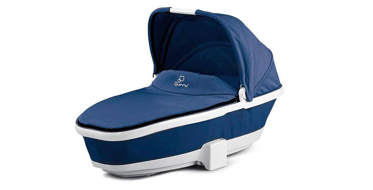 Gondola do wózka Quinny Gondola do wózka Moodd blue base