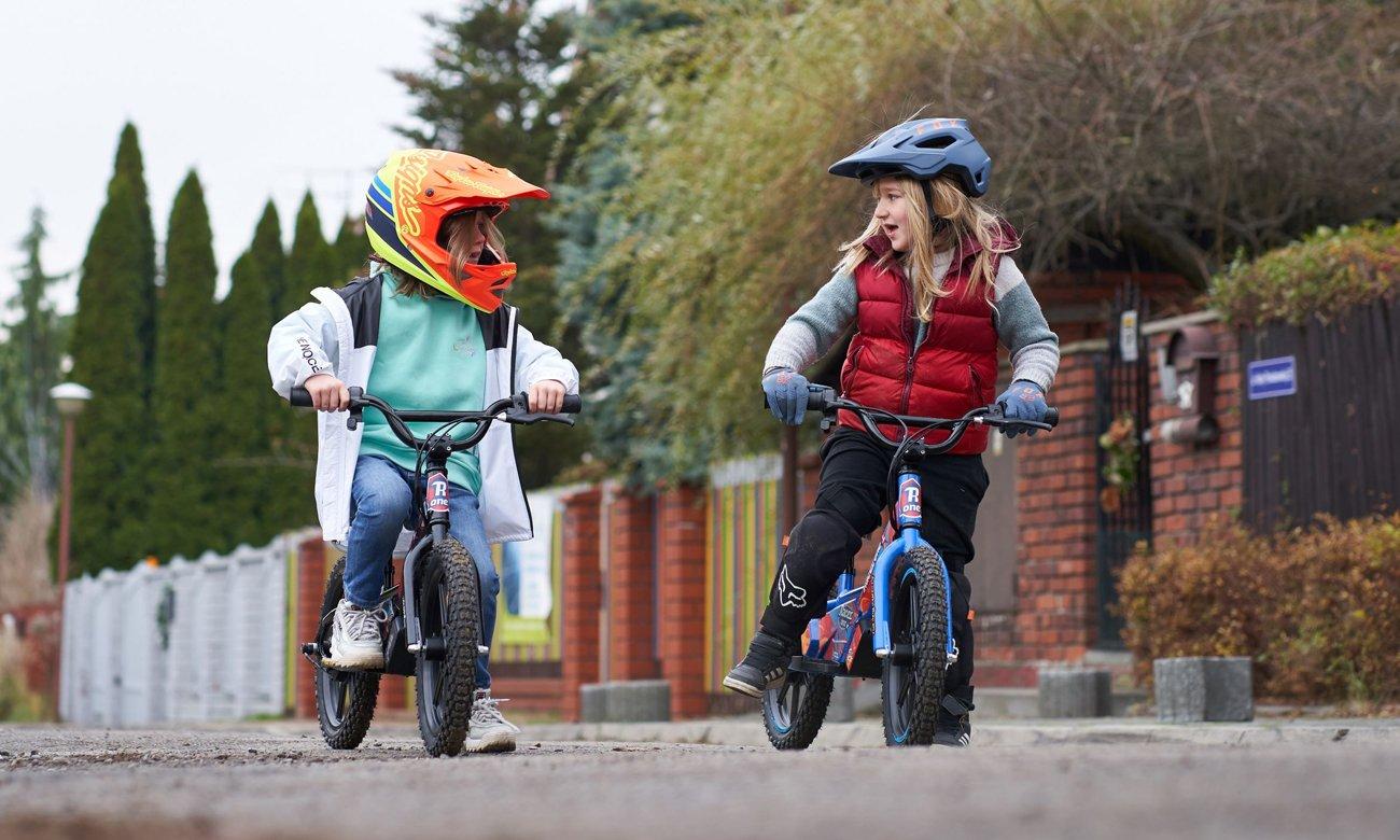 rowerek elektryczny racerone
