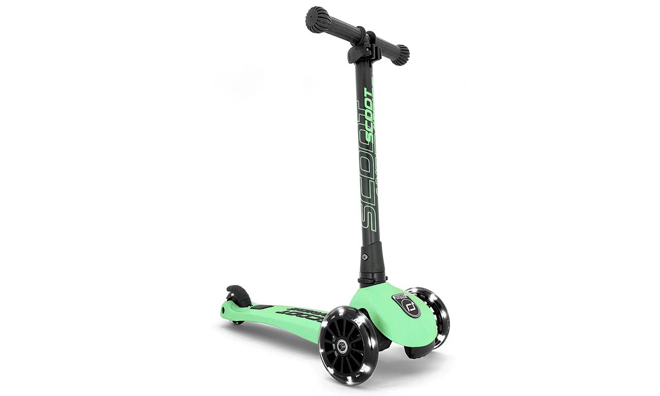 Scoot & Ride Highwaykick 3 LED Hulajnoga Balansowa 3+ Kiwi