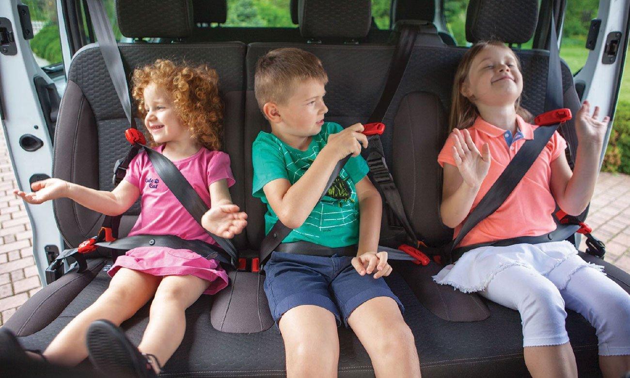 Urządzenie przytrzymujące Smart Kid Belt