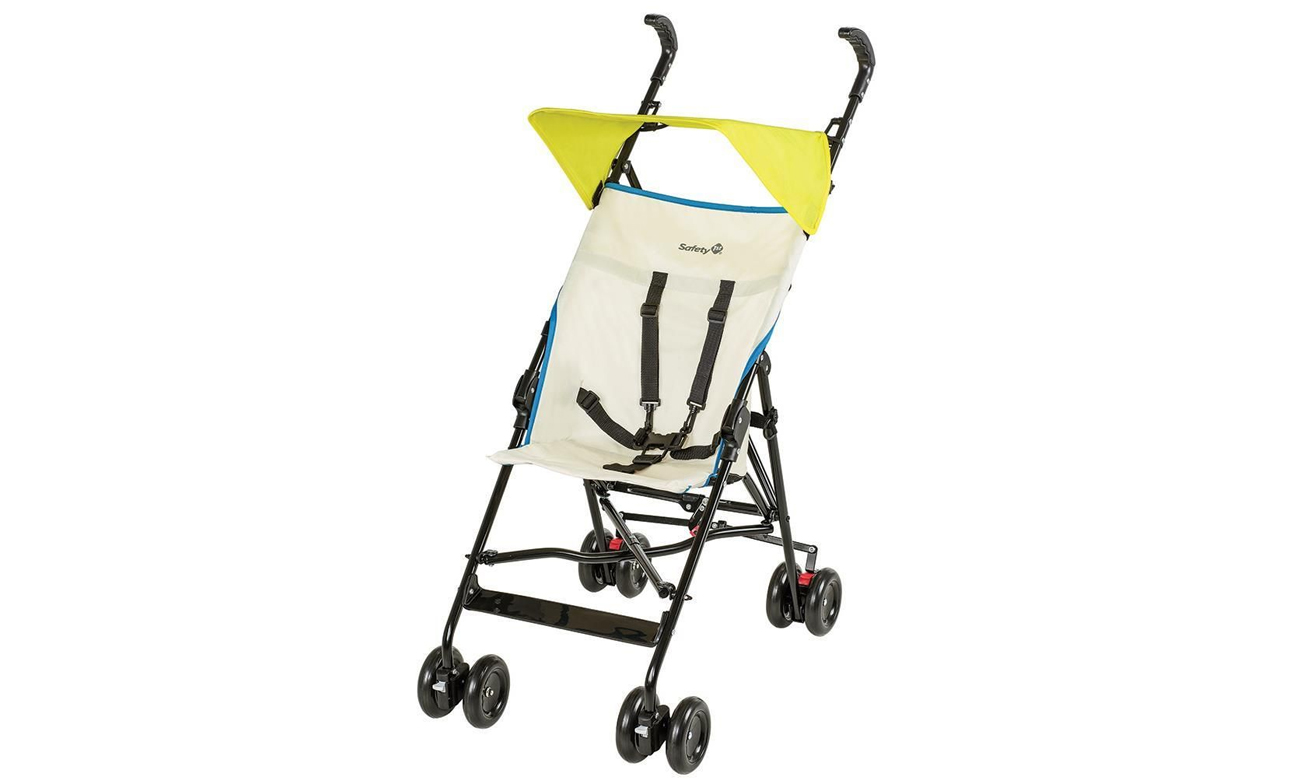 wózek spacerowy Safety 1st Peps Summer Yellow