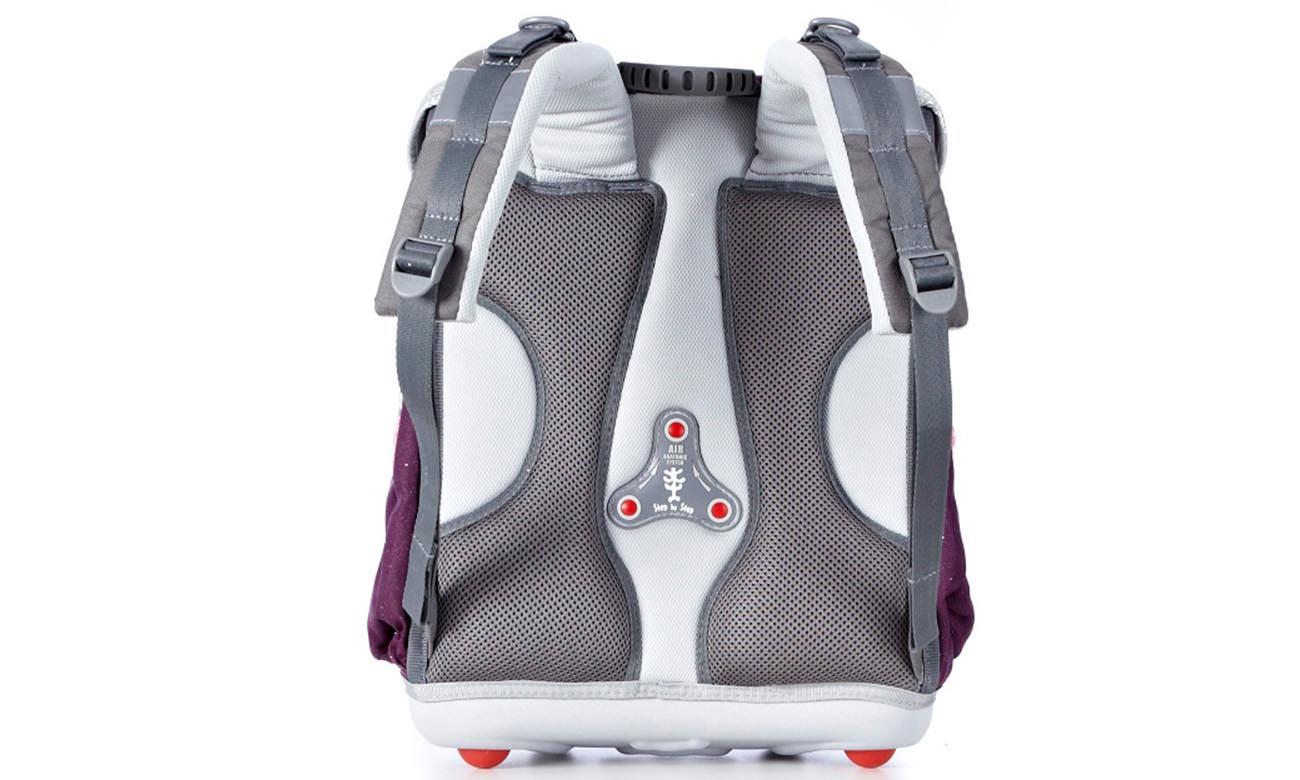 Bezpieczny i ergonomiczny tornister z serii Touch Unicorn
