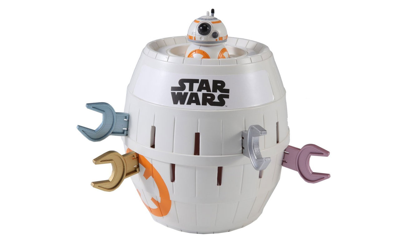 TOmy Disney Pop Up Star Wars BB-8 T72648