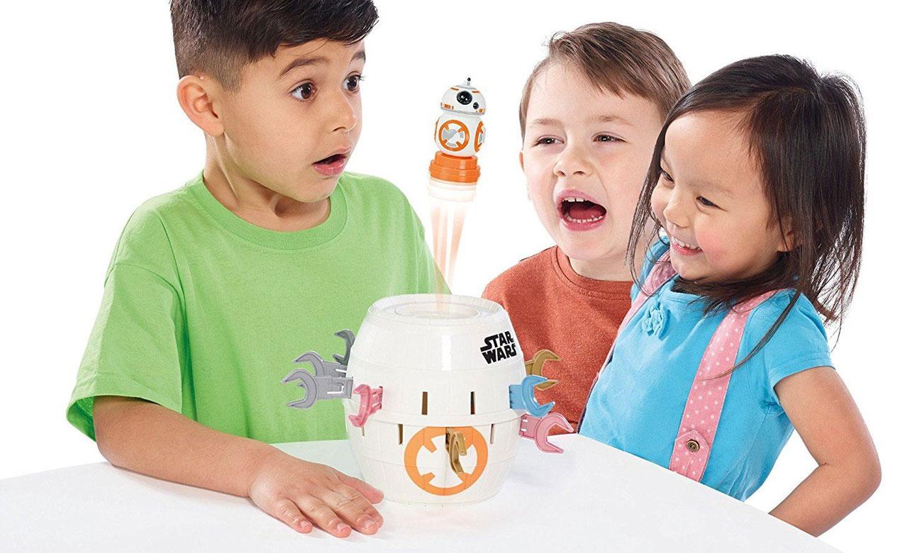 Gra zręcznościowa dla dzieci TOMY Disney Pop Up Star Wars BB-8