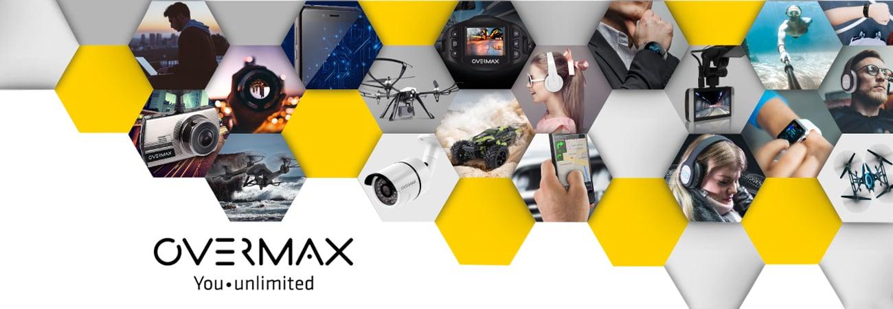 overmax produkty