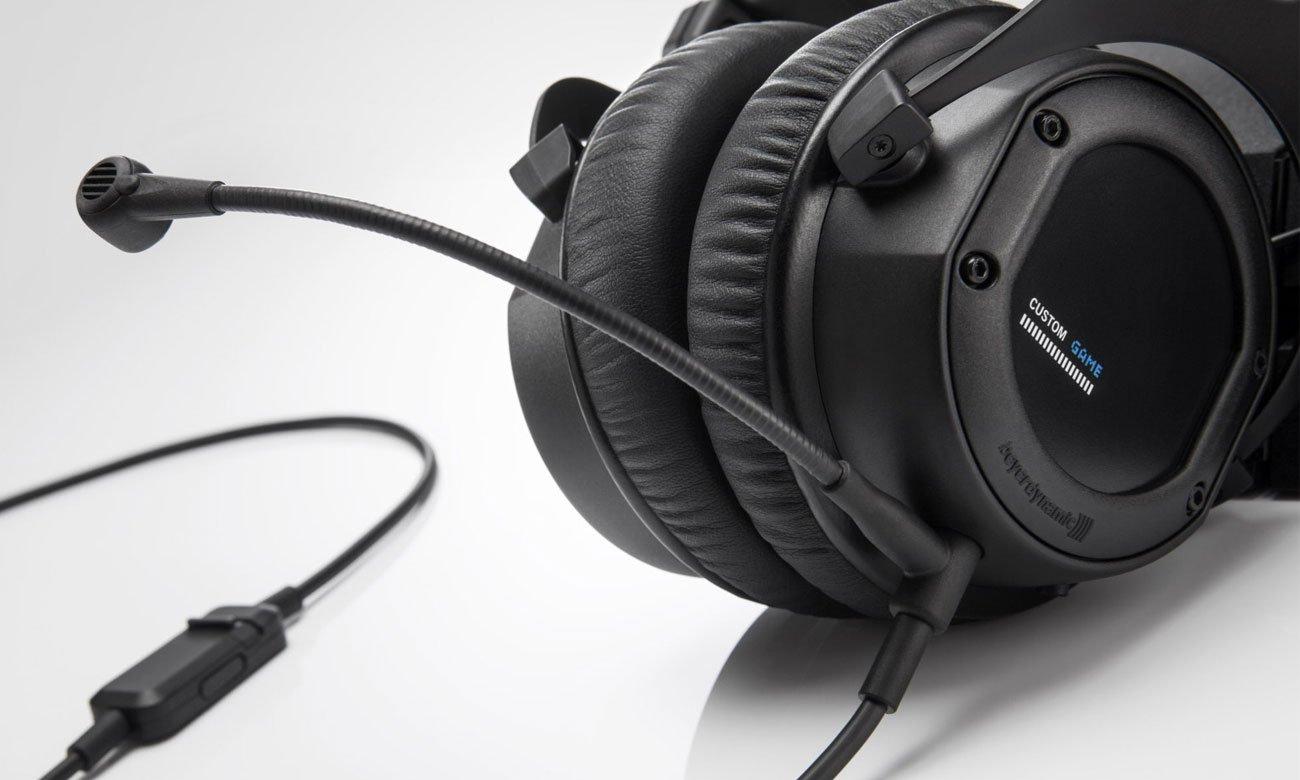 Słuchawki z odpinanym kablem Beyerdynamic Custom Game