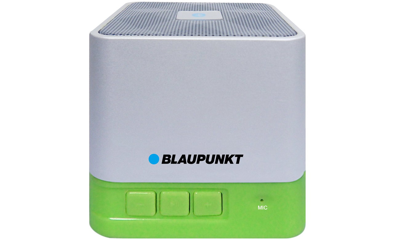 Głośnik przenośny Blaupunkt BT02 złoty BT02GR