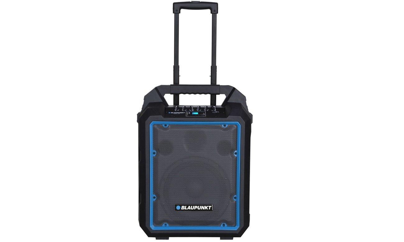 System ower Audio Blaupunkt MB10 o mocy 600 W