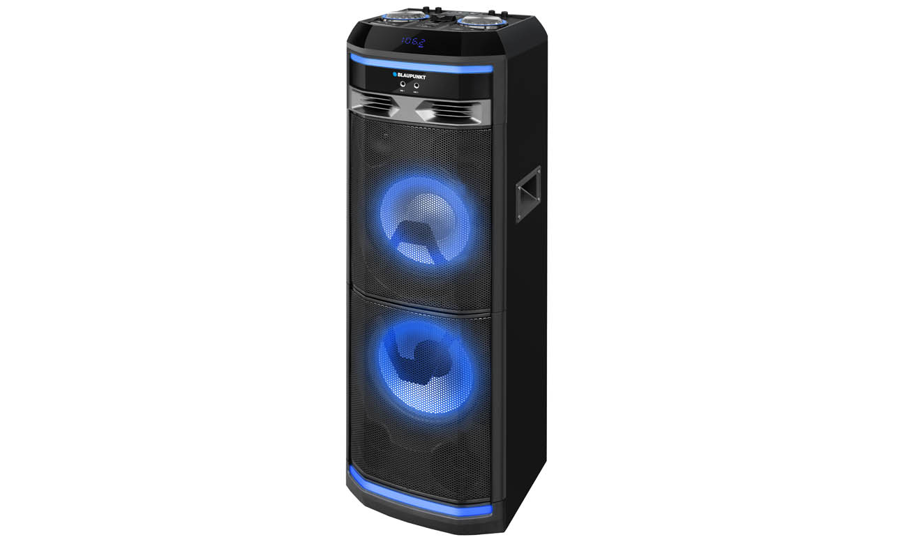 System Party Speaker Blaupunkt PS11DB o mocy 1200 W
