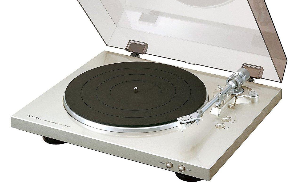 Niepowtarzalna jakość dźwięku z gramofonu Denon DP-300FSP
